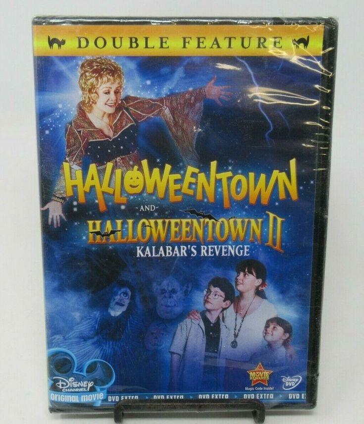 Disney halloweentown halloweentown ii double feature