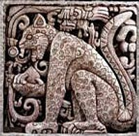 Jaguar was often associated with power and leadership by the Maya.
