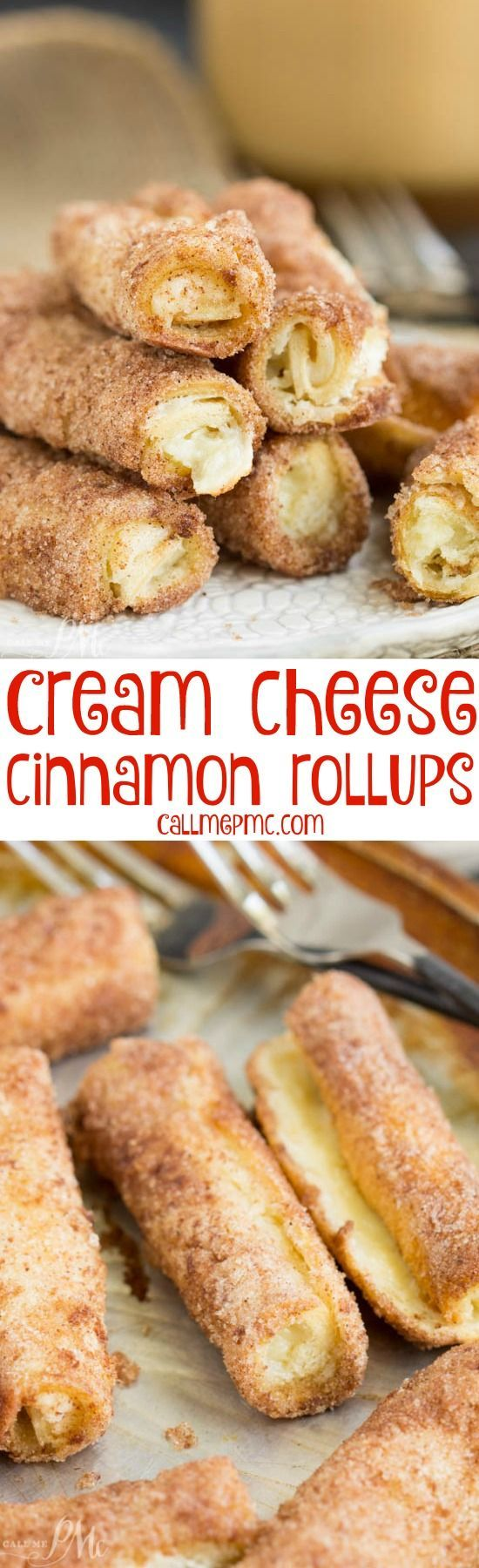 Cheese Blitz is a tasty make-ahead breakfast or brunch recipe. They tastes much like cinnamon rolls without the wait time of having the yeast dough rise. Cream Cheese Cinnamon Rollups is a sweet creamy filling rolled between layers of crust with a light dusting of a cinnamon-sugar coating.