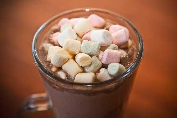 Вкусное какао с молоком пошаговый рецепт с фото