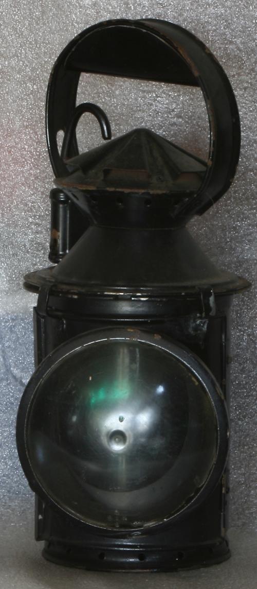 Old Railway Signal Lantern