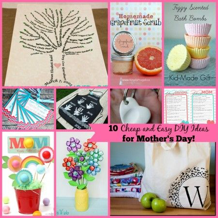 Inexpensive Mother S Day Gifts For Church Easy Craft Ideas