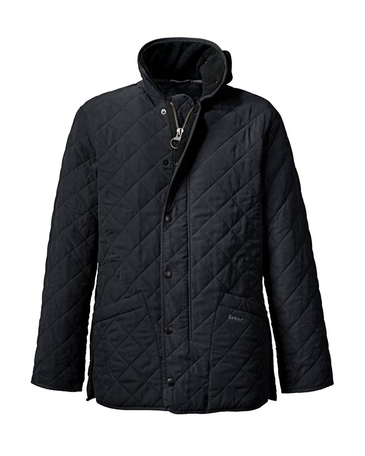 Polarquilt-Steppjacke (schwarz) von Barbour - Jacken & Mäntel - Bekleidung - Herrenmode Online Shop - Frankonia.de