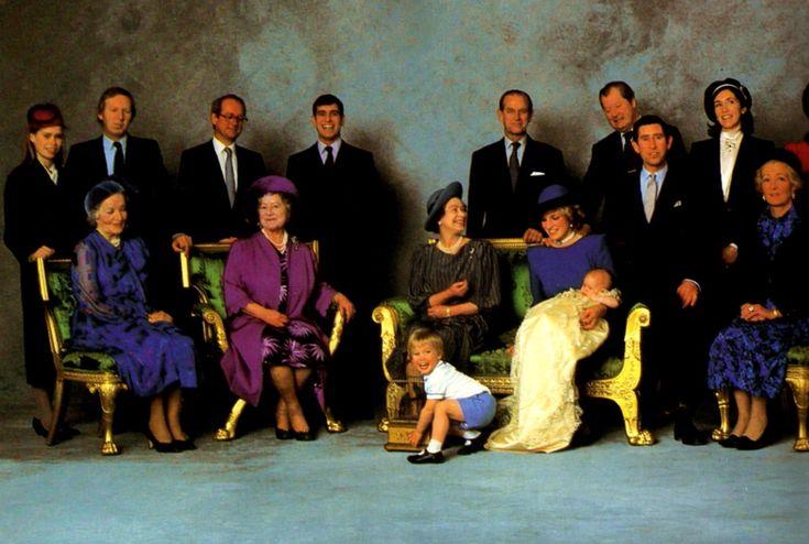 Prince Harry's godparents were Lady Celia Vestey, Lady ...