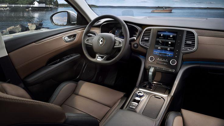 Renault TALISMAN, idéale sur toute la ligne, l'élégance à 360°, le sens du détail