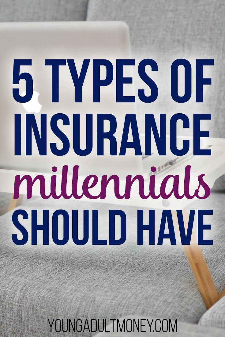 5 Types Of Insurance That Millennials Should Have Umbrella
