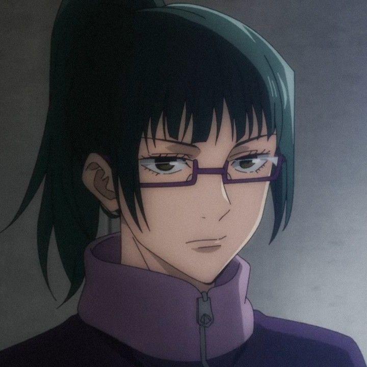 Maki Zenin Icon Cute Anime Character Anime Anime Characters