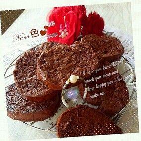 ミルキーなチョコラスク♥♥♥|レシピブログ