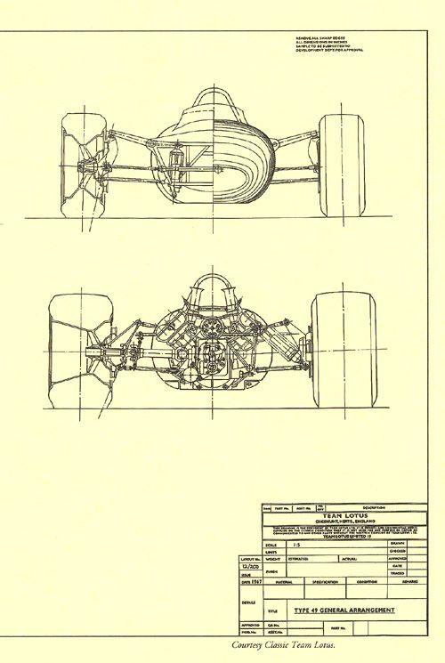 131 Best Race Car Blueprints Images On Pinterest Cars
