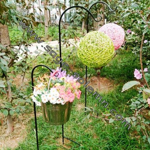 Hook up garden