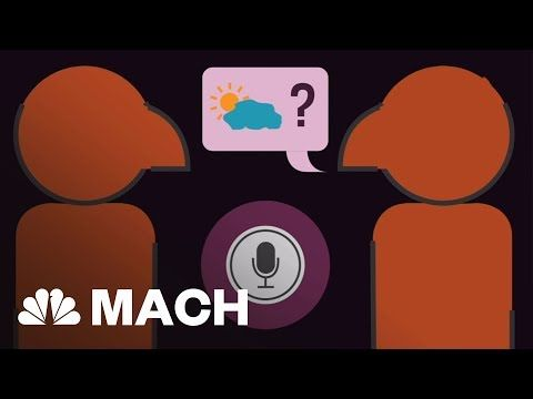 NBC News: This Is The Algorithm That Lets Siri Understand Your Questions | Mach