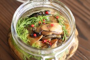 牡蠣とにんにくのオイル漬け by 星野奈々子   レシピサイト「Nadia   ナディア」プロの料理を無料で検索