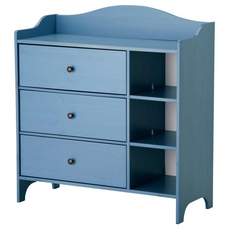 TROGEN Commode - IKEA - 201 €: Blue, Kids Room, Trogen Chest ...