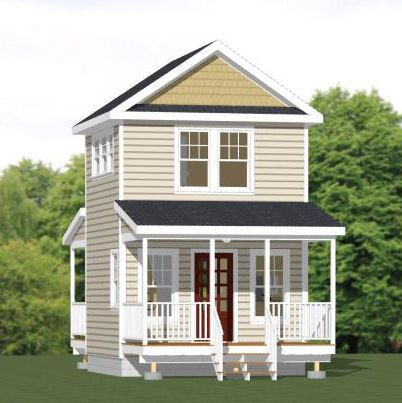 17 best images about 14x houses on pinterest house plans for 14x14 cabin with loft