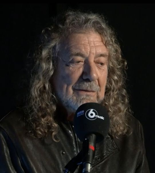 Robert Plant (6 Music Live 2017)