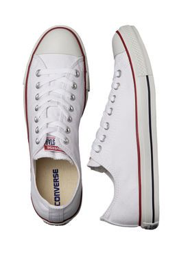 Converse - Chuck Taylor All Star Ox Optical White - Shoes