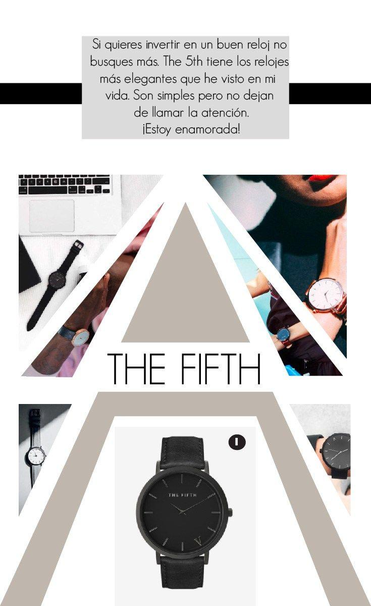 The Fifth Watches | ¿No sabes donde comprar este Black Friday 2017? ¡Miren estas tiendas en linea donde pueden encontrar ropa, maquillaje y accesorios que están en tendencia!