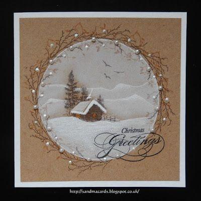 Sandma's Handmade Cards: Inkylicious