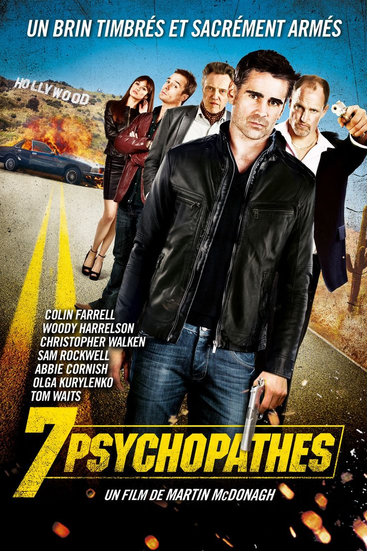 [VIDEO] 7 psychopathes  - streaming