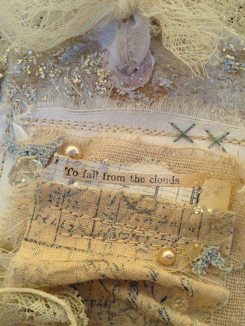 Amazing textile art of Ruth Rae!