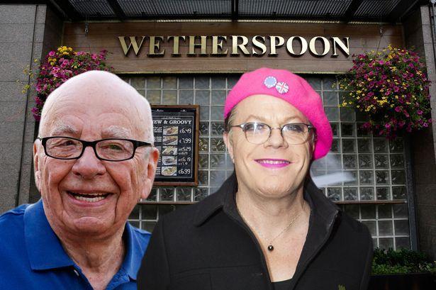 Wetherspoons, Rupert Murdoch and 7 more big spenders in the EU referendum #wetherspoons #rupert #murdoch #spenders #referendum