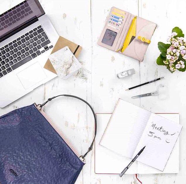 Goodmorning ☕️ #DoubleCheck #Abbacino #Bags #Office #Worktime
