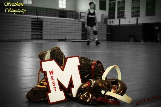 Wrestling senior pic #Wrestling