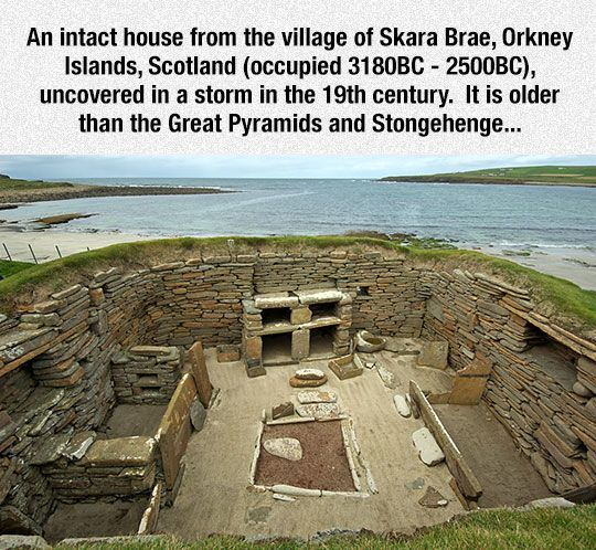 This Place Is Older Than Modern Civilization.  The rest of the settlement is just as amazing