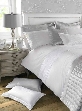 Holly Willoughby White Imogen Bedding