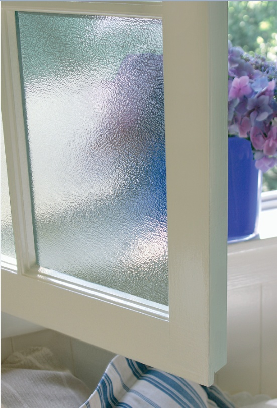 Add texture to your window with window film.