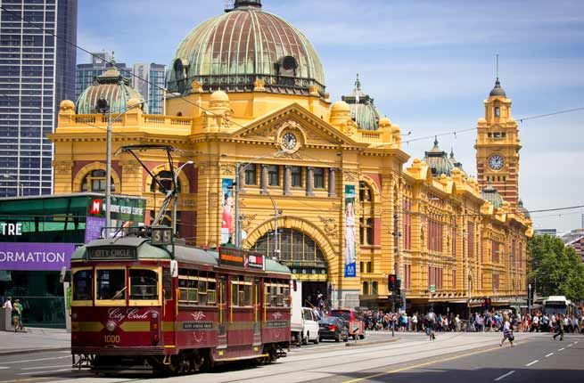 Melbourne, Australia. Wine lovers country!