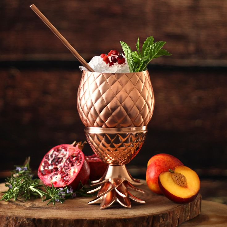 Funky Copper Pineapple now available from Hugh Jordan.