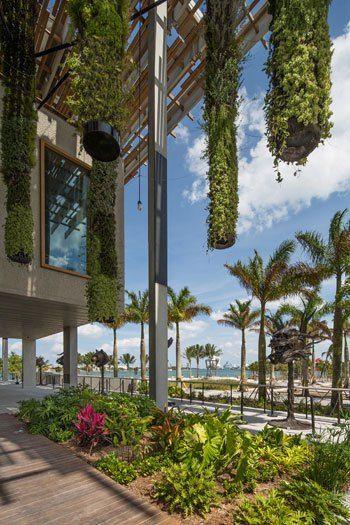 Perez Art Museum Miami / photos by Robin Hill (via The Dirt)