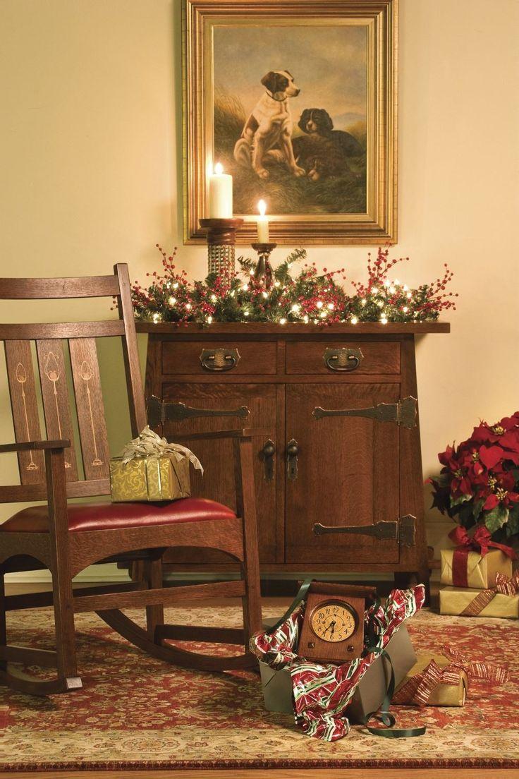 Stickley for the Holidays | Merry Christmas | Happy Holidays | www.stickley.com