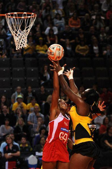 England v Jamaica - World Netball Series