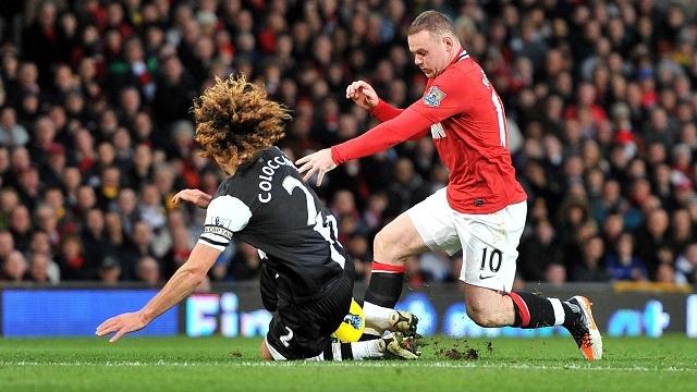 Man Utd 1 - 1 Newcastle
