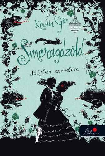 (15) Smaragdzöld · Kerstin Gier · Könyv · Moly