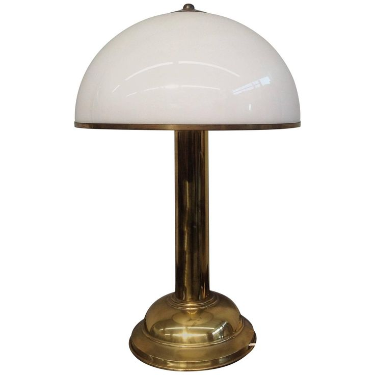 Wonderful Table Lamp by Gabriella Crespi, Signed | From a unique collection of antique and modern table lamps at https://www.1stdibs.com/furniture/lighting/table-lamps/