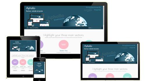 Aphollo, nueva plantilla gratuita para WordPress.