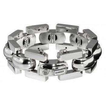 Buddha to Buddha Batul 2cm Bracelet silver