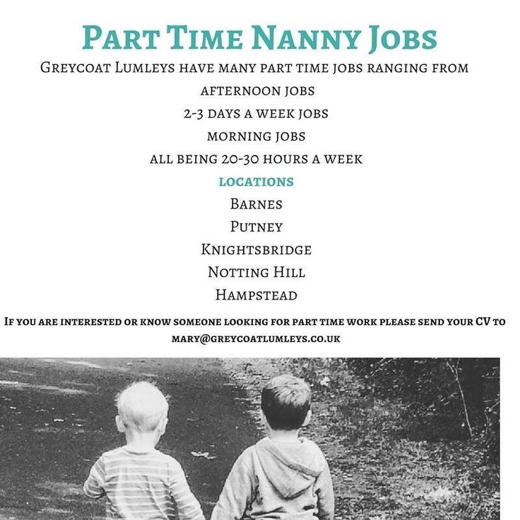 Best 25+ Part time nanny ideas on Pinterest Smiling person, I m - babysitting duties