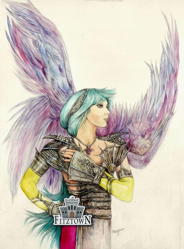Angel Realms - Morgans Fae World