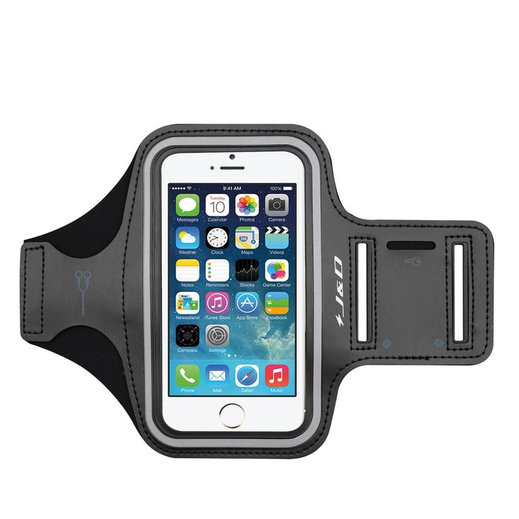iPhone 5s Armband, iPhone 5 Armband, J&D Sports Armband for iPhone 5s 5, Key holder Slot, Perfect Earphone Connection while Workout Running - Black. Design specifically for iPhone 5s, iPhone 5. Adjustable strap fasten your iPhone 5s iPhone 5 onto your arm safely. Touchable screen make it easy to operate your iPhone 5s iPhone 5 through armband. Very Durable which could last for long time without breaking apart issue. [Lifetime Hassle-Free Warranty] from J&D Tech.