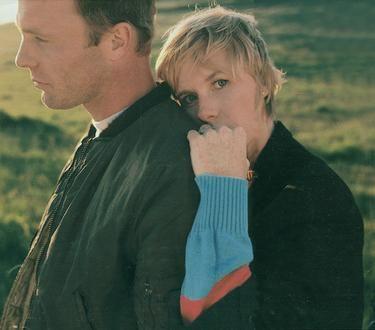 Ed Harris + Amy Madigan