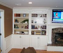 Best 25 bergen county ideas on pinterest bergen county new custom cabinets bergen county built in cabinetry northern new jersey negle Images