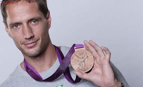 Veselý se dočkal olympijské medaile. Asi skončí u babičky, usmál se