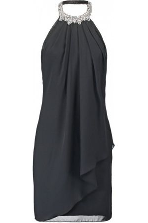 Mujer Vestidos de fiesta - Vestido de cóctel jet black
