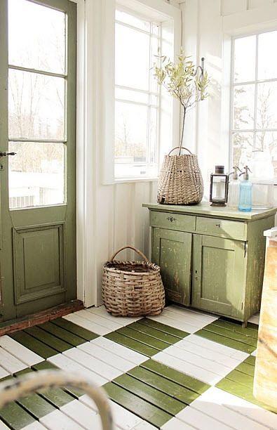 Die besten 25+ Holzböden streichen Ideen auf Pinterest - küche tapezieren oder streichen