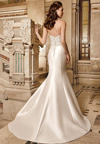 Demetrios 3211 Mermaid Wedding Dress
