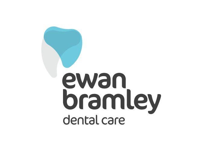 Ewan Bramley Dental Care Logo Design